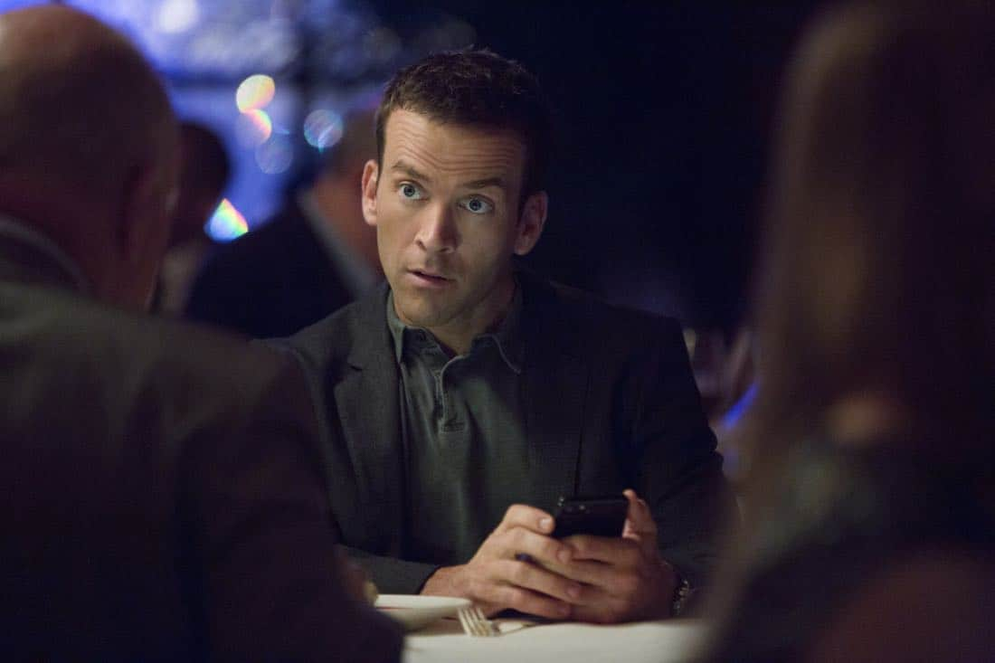 """""""Acceptable Loss"""" --The murder of a petty officer leads Pride and his team to a mysterious woman who is targeting men with high security clearance. Also, Lasalle's father, Beau (Michael Angelo Pniewski), arrives in town to discuss the family business, on NCIS: NEW ORLEANS, Tuesday, Oct. 31 (10:00-11:00 PM, ET/PT) on the CBS Television Network.  Pictured: Lucas Black as Special Agent Christopher LaSalle Photo: Sam Lothridge/CBS ©2017 CBS Broadcasting, Inc. All Rights Reserved"""