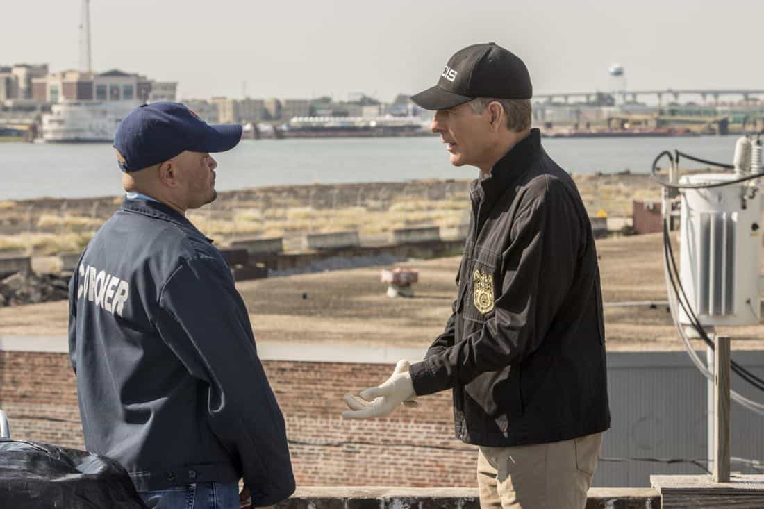 """""""Acceptable Loss"""" --The murder of a petty officer leads Pride and his team to a mysterious woman who is targeting men with high security clearance. Also, Lasalle's father, Beau (Michael Angelo Pniewski), arrives in town to discuss the family business, on NCIS: NEW ORLEANS, Tuesday, Oct. 31 (10:00-11:00 PM, ET/PT) on the CBS Television Network.  Pictured: Scott Bakula as Special Agent Dwayne Pride Photo: Skip Bolen/CBS ©2017 CBS Broadcasting, Inc. All Rights Reserved"""