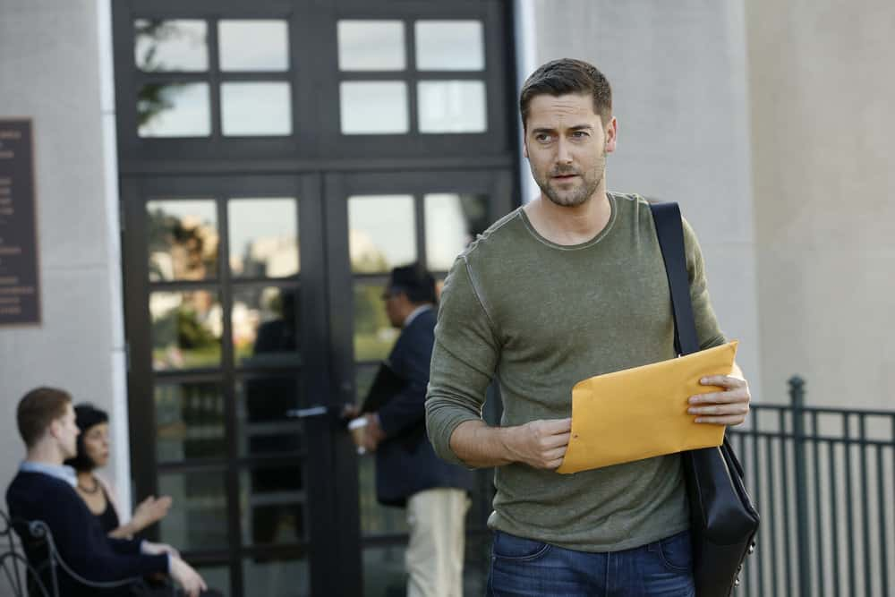 "THE BLACKLIST -- ""The Travel Agency"" Episode 506 -- Pictured: Ryan Eggold as Tom Keen -- (Photo by: Will Hart/NBC)"