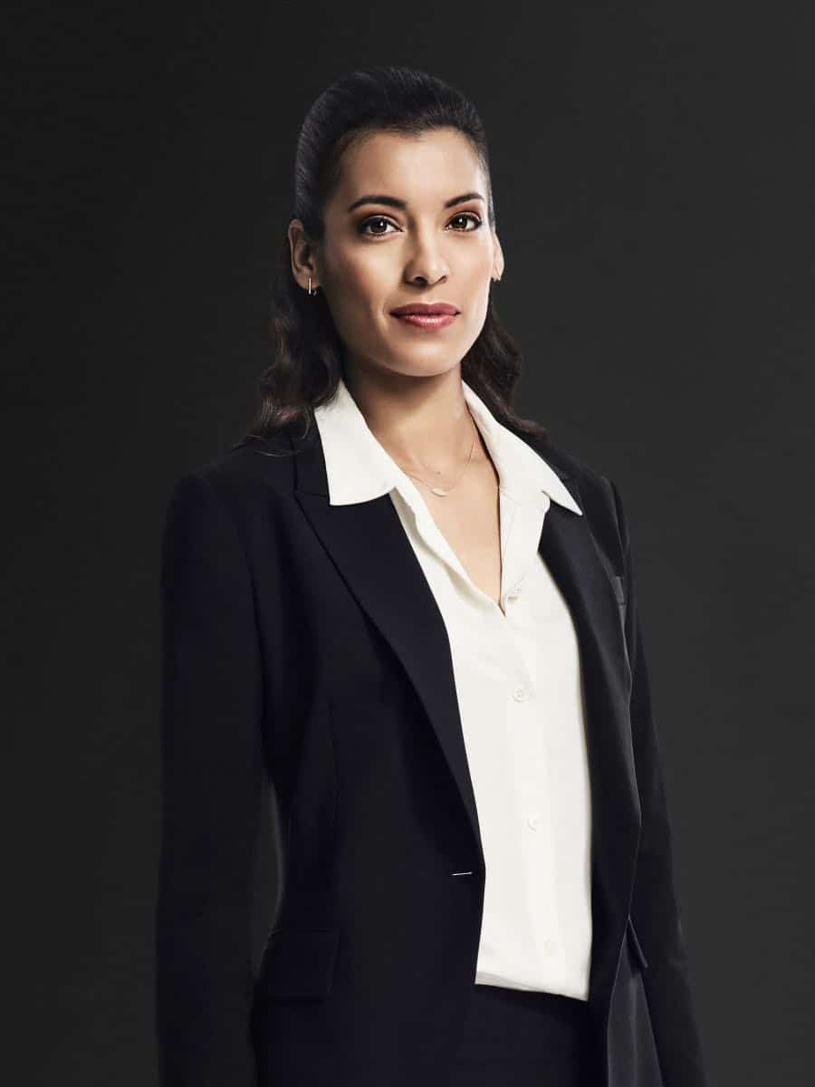 Coverage of the CBS series S.W.A.T. Pictured: Stephanie Sigman. Photo: Smallz + Raskind/Sony Pictures Television © 2017 Sony Pictures Television