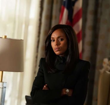 "SCANDAL - ""Adventures in Babysitting"" - Olivia and Mellie assert their power like never before; meanwhile, Cyrus is working on congressional approval to declare war in Bashran, and QPA is keeping close watch on President Rashad's niece, on ""Scandal,"" airing THURSDAY, NOV. 2 (9:00-10:00 p.m. EDT), on The ABC Television Network. (ABC/Mitch Haaseth) KERRY WASHINGTON"
