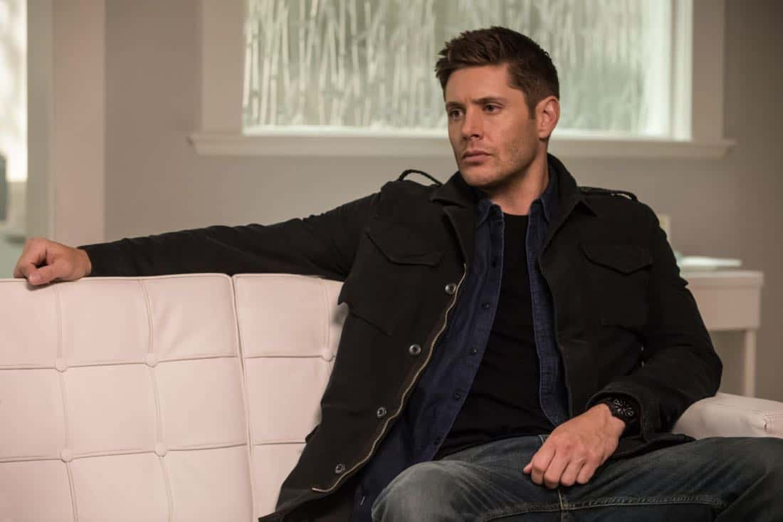 """Supernatural -- """"The Big Empty"""" -- Image Number: SN1304b_0084b.jpg -- Pictured: Jensen Ackles as Dean -- Photo: Jack Rowand/The CW -- © 2017 The CW Network, LLC All Rights Reserved."""
