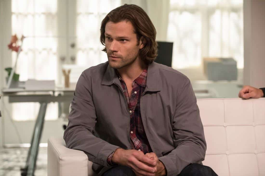 """Supernatural -- """"The Big Empty"""" -- Image Number: SN1304b_0088b.jpg -- Pictured: Jared Padalecki as Sam -- Photo: Jack Rowand/The CW -- © 2017 The CW Network, LLC All Rights Reserved."""
