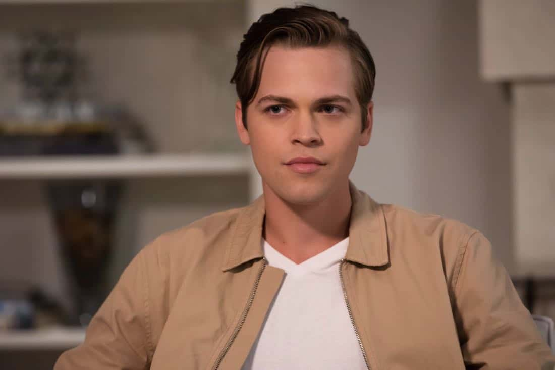 """Supernatural -- """"The Big Empty"""" -- Image Number: SN1304b_0137b.jpg -- Pictured: Alexander Calvert as Jack -- Photo: Jack Rowand/The CW -- © 2017 The CW Network, LLC All Rights Reserved."""