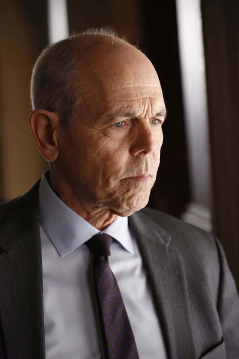 """Burden of Proof"" – After a convicted felon swears the NCIS agency framed him for murder a decade ago, Gibbs begins his own investigation, starting with a new autopsy by Ducky. Also, Senior FBI Agent Fornell (Joe Spano) joins the team, since he was the lead investigator in the original joint FBI and NCIS case, on NCIS, Tuesday, Nov. 7 (8:00-9:00 PM, ET/PT) on the CBS Television Network. Pictured: Joe Spano   Photo: Robert Voets/CBS ©2017 CBS Broadcasting, Inc. All Rights Reserved"