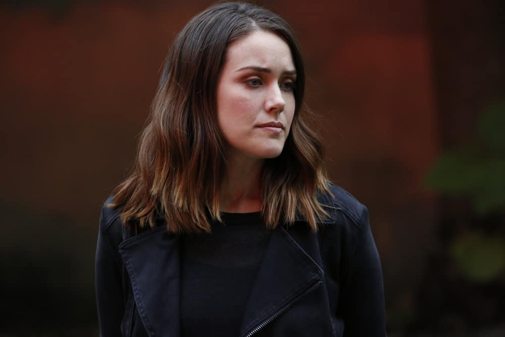 """THE BLACKLIST -- """"The Kilgannon Corp. (#48)"""" Episode 507 -- Pictured: Megan Boone as Elizabeth Keen -- (Photo by: Will Hart/NBC)"""