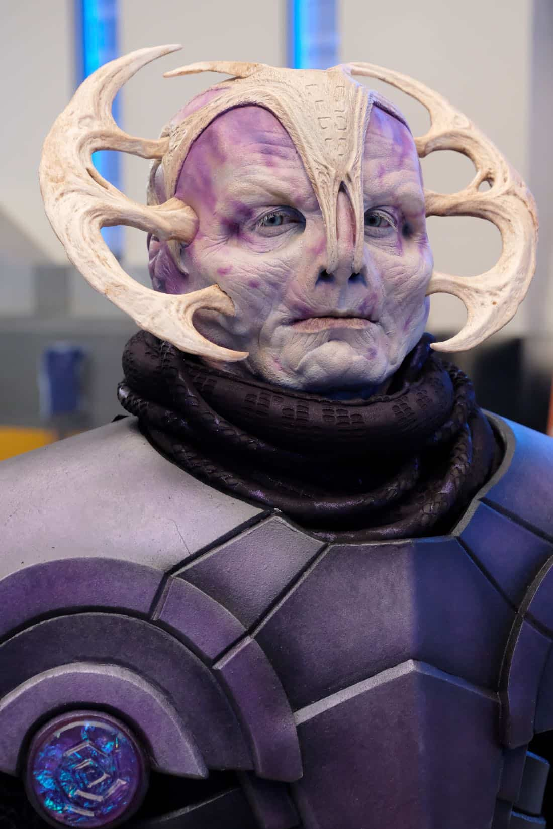 "THE ORVILLE:  Guest star Derek Mears in the ""Cupid's Dagger"" episode of THE ORVILLE airing Thursday, Nov. 9 (9:01-10:00 PM ET/PT) on FOX.  ©2017 Fox Broadcasting Company.  Cr:  Ray Mickshaw/FOX"