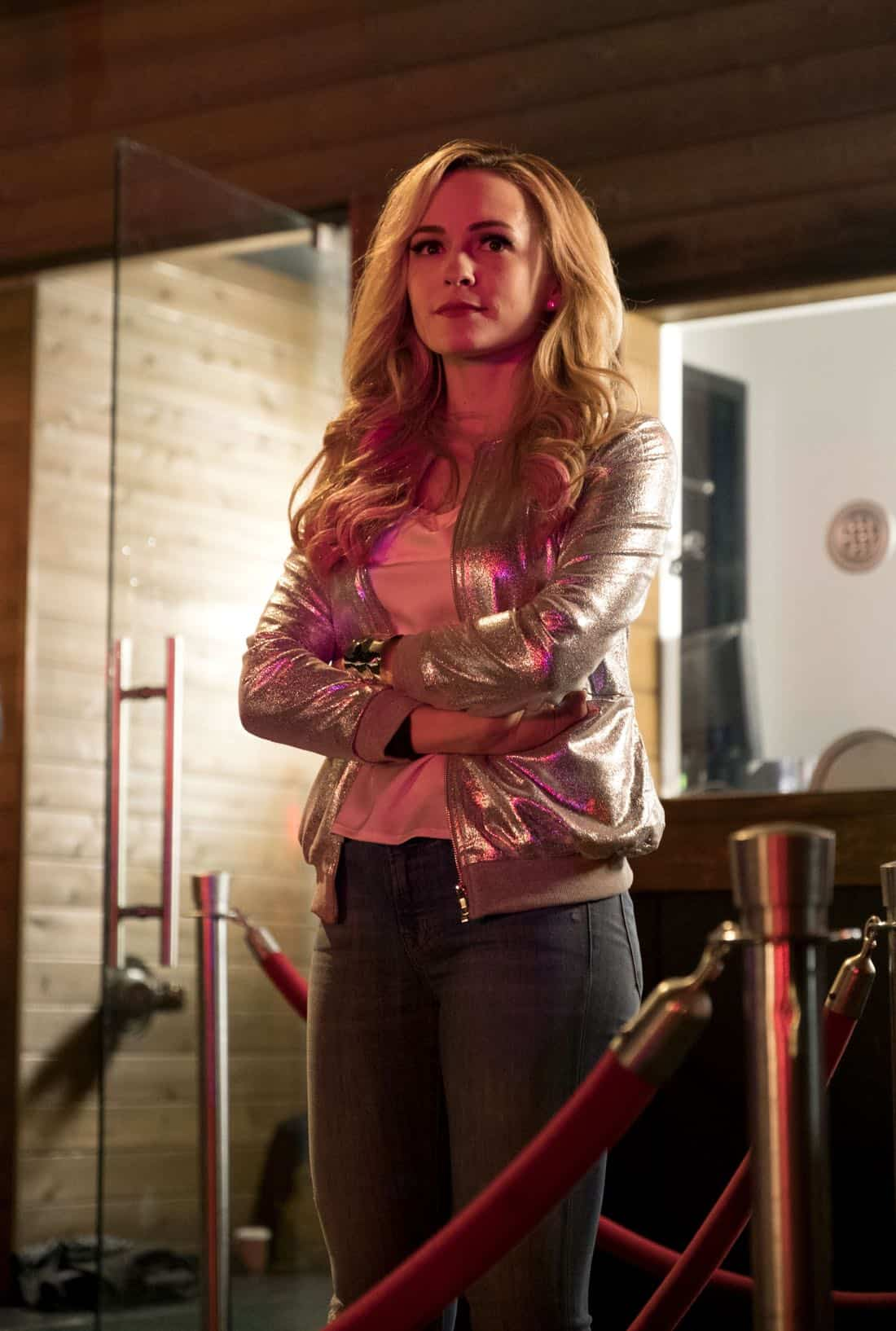 """LUCIFER: Guest star Lindsay Gort in the """"Vegas With Some Radish"""" episode of LUCIFER airing Monday, Nov. 6 (8:00-9:00 PM ET/PT) on FOX. CR: Michael Courtney/FOX"""