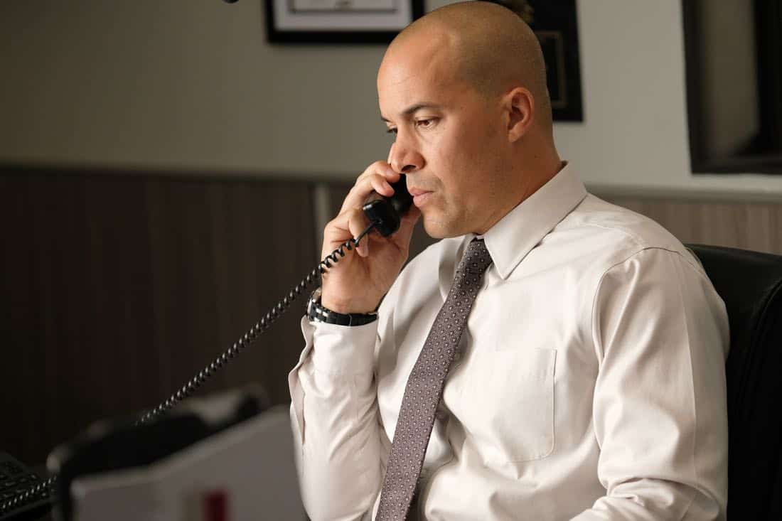 """THE GIFTED:  Coby Bell in the """"got your siX"""" episode of THE GIFTED airing Monday, Nov. 6 (9:00-10:00 PM ET/PT) on FOX.  ©2017 Fox Broadcasting Co.  Cr:  Eliza Morse/FOX"""