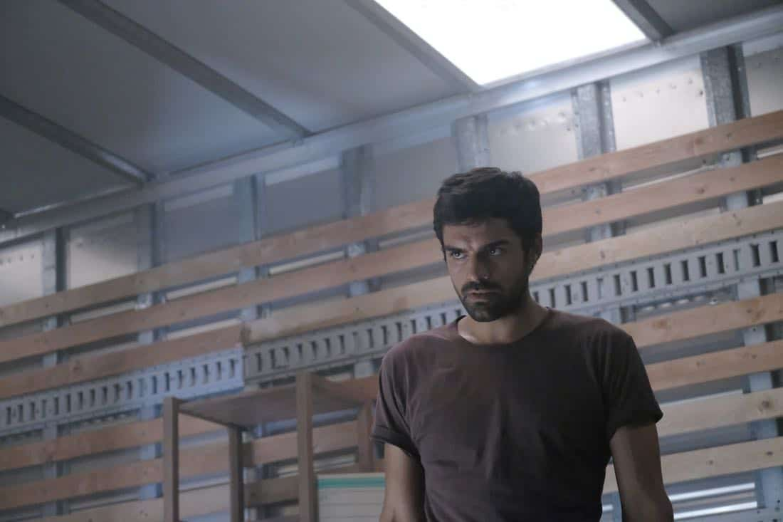 """THE GIFTED:  Sean Teale in the """"got your siX"""" episode of THE GIFTED airing Monday, Nov. 6 (9:00-10:00 PM ET/PT) on FOX.  ©2017 Fox Broadcasting Co.  Cr:  Eliza Morse/FOX"""