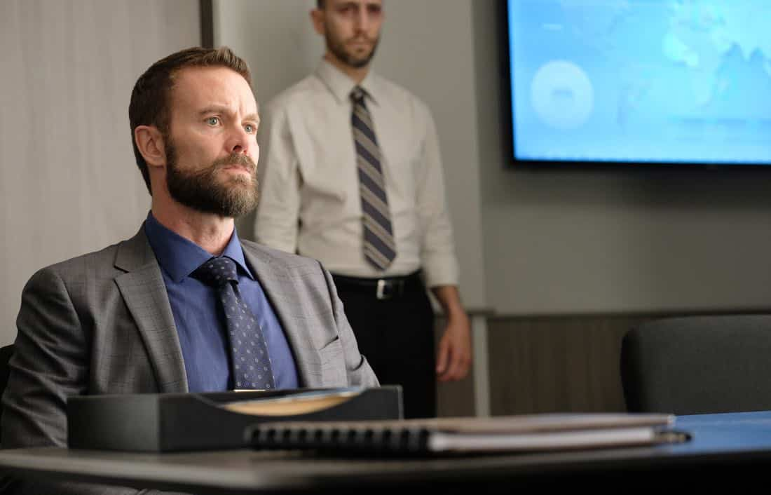 """THE GIFTED:  Guest star Garret Dillahunt in the """"got your siX"""" episode of THE GIFTED airing Monday, Nov. 6 (9:00-10:00 PM ET/PT) on FOX.  ©2017 Fox Broadcasting Co.  Cr:  Eliza Morse/FOX"""