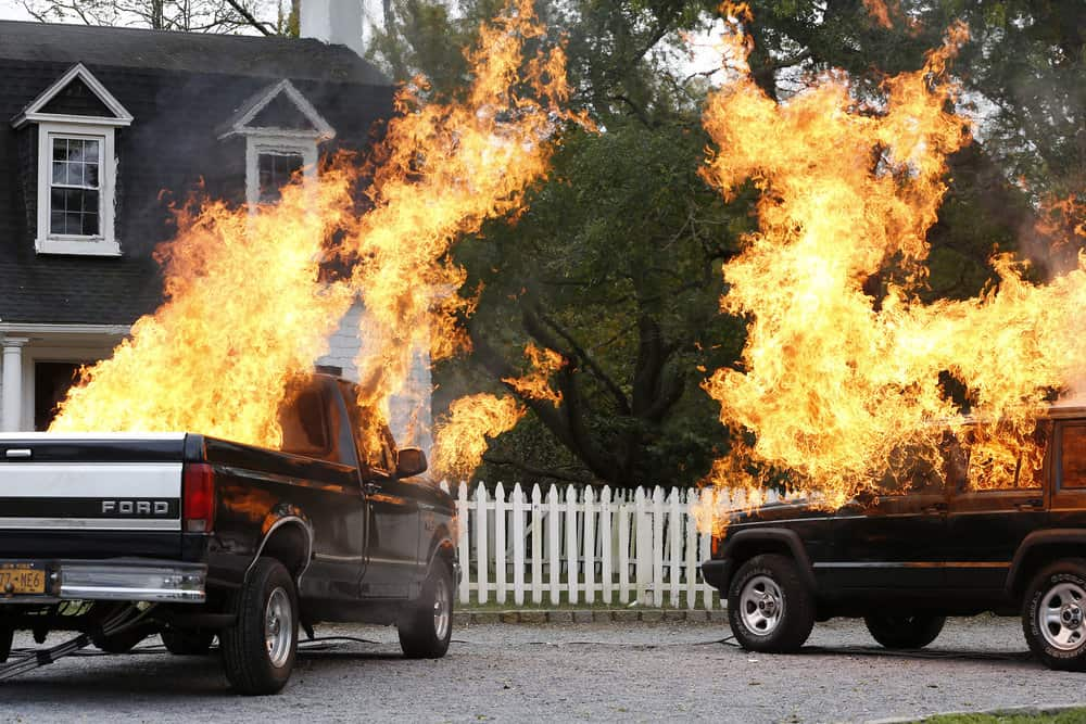 """THE BLACKLIST -- """"Ian Garvey: #13"""" Episode 508 -- Pictured: Environmental -- (Photo by: Will Hart/NBC)"""