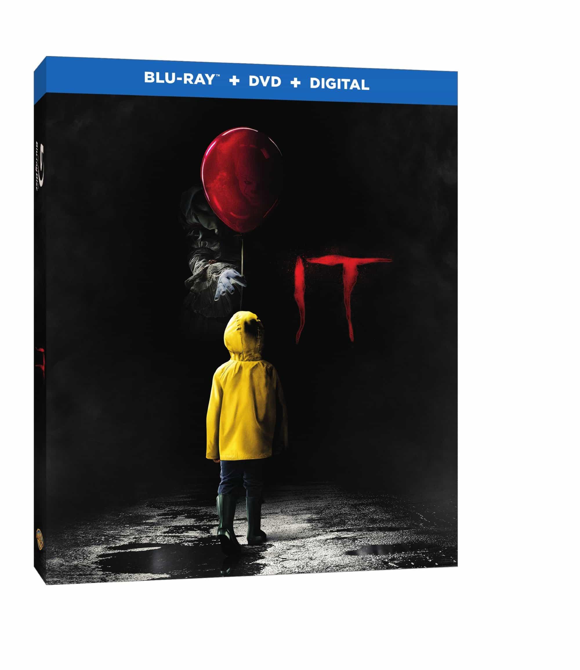 IT_3D Bluray DVD Cover