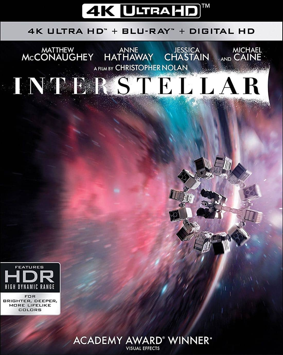 Interstellar 4K Bluray