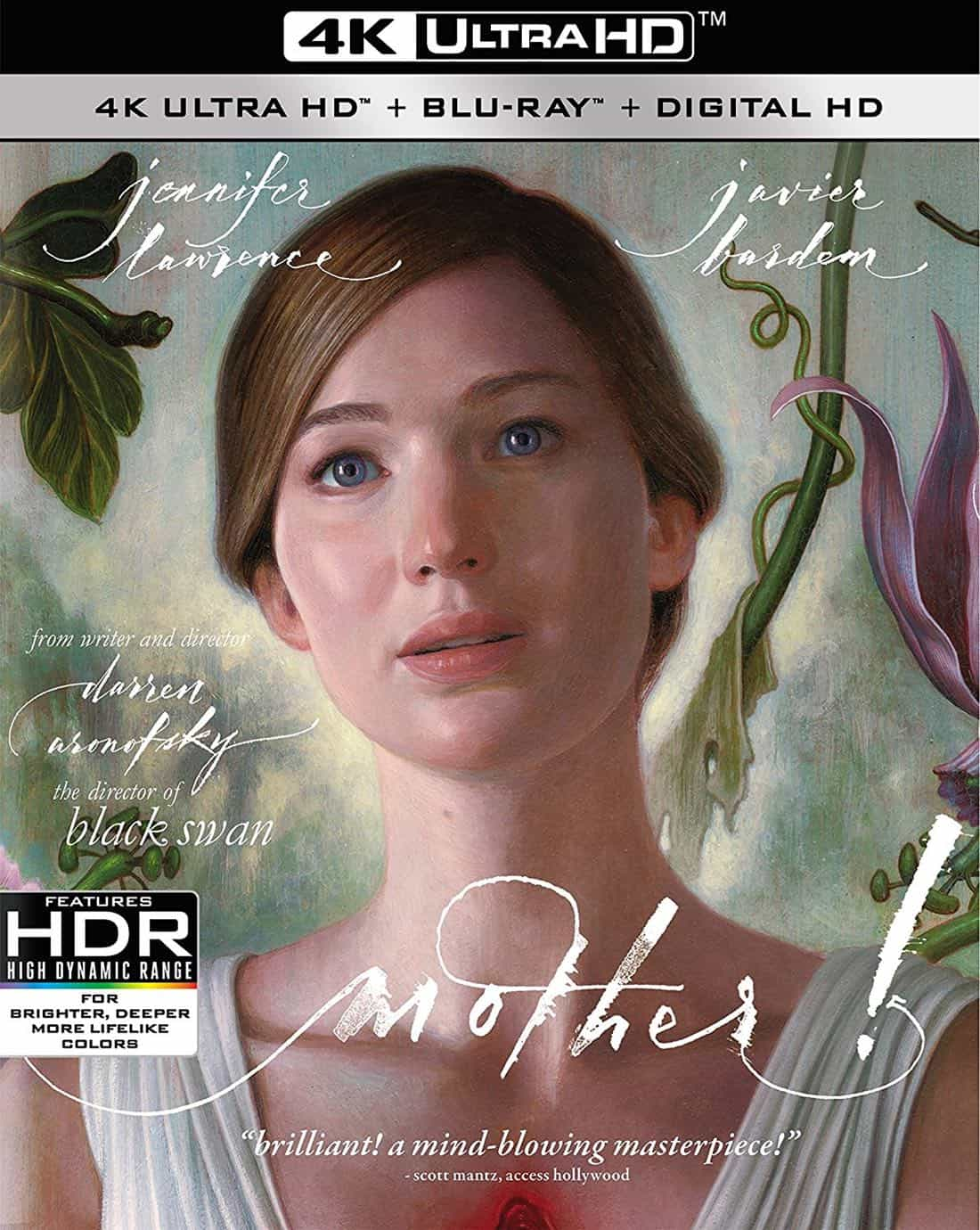 mother bluray 4k