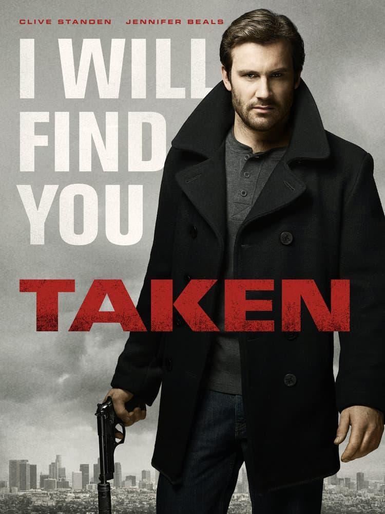 Taken Season 2 Poster Clive Standen