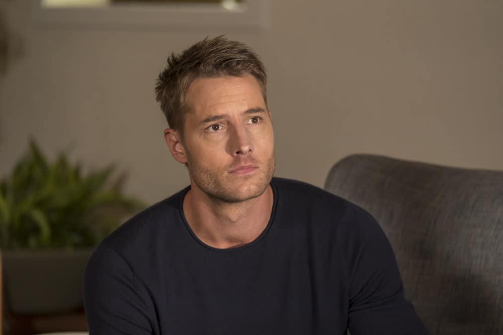 """THIS IS US -- """"The Fifth Wheel"""" Episode 211 -- Pictured: Justin Hartley as Kevin -- (Photo by: Ron Batzdorff/NBC)"""