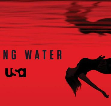 """FALLING WATER -- Pictured: """"Falling Water"""" Key Art -- (Photo by: USA)"""