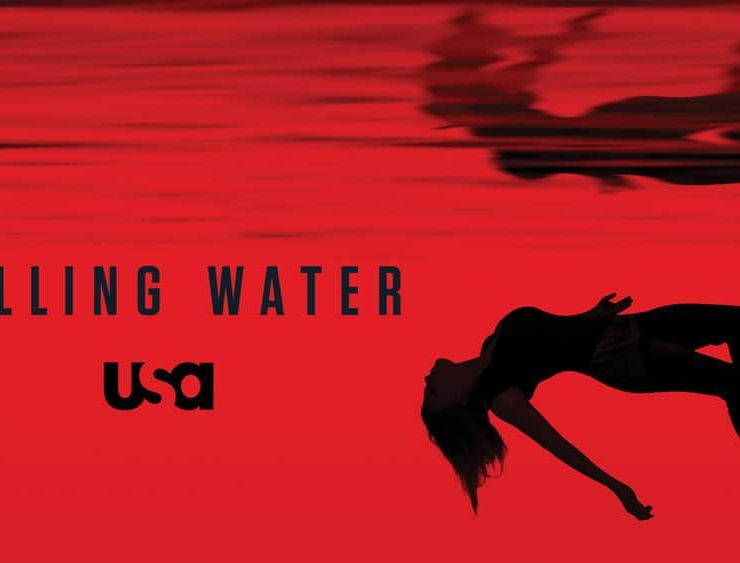 "FALLING WATER -- Pictured: ""Falling Water"" Key Art -- (Photo by: USA)"