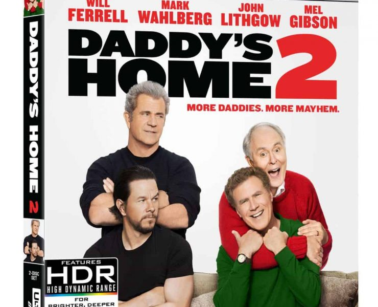 Daddys Home 2 4K