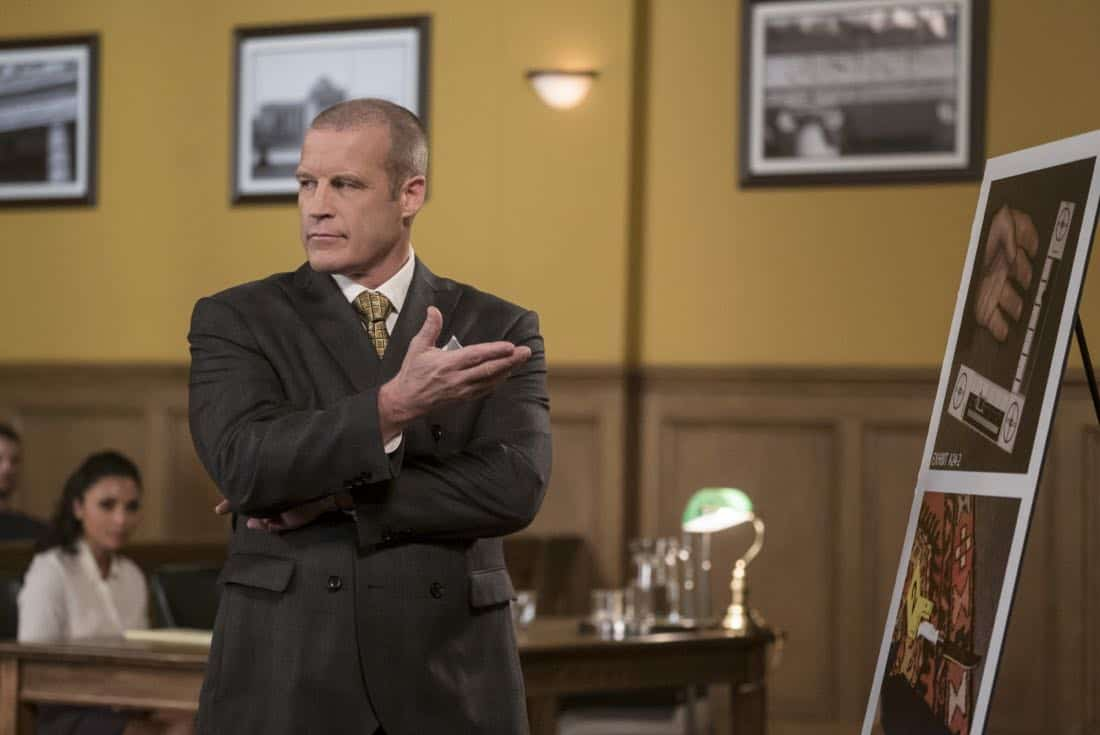 """The Flash -- """"The Trial of The Flash"""" -- Image Number: FLA410a_0028b.jpg -- Pictured: Mark Valley as Anton Slater -- Photo: Katie Yu/The CW -- © 2017 The CW Network, LLC. All rights reserved"""