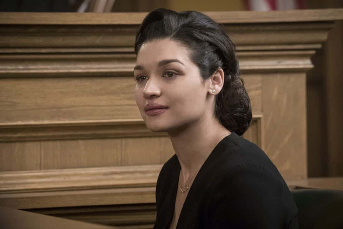 """The Flash -- """"The Trial of The Flash"""" -- Image Number: FLA410b_0007b.jpg -- Pictured: Kim Engelbrecht as Marlize Devoe -- Photo: Katie Yu/The CW -- © 2017 The CW Network, LLC. All rights reserved"""