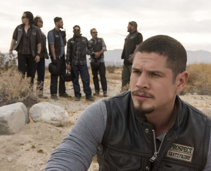 MAYANS MC -- Pictured: JD Pardo as EZ Reyes. CR: Prashant Gupta/FX