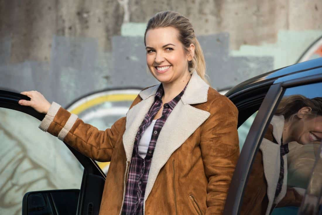 "Supernatural -- ""Wayward Sisters"" -- Image Number: SN1310c_0120b.jpg -- Pictured: Briana Buckmaster as Donna -- Photo: Dean Buscher/The CW -- © 2017 The CW Network, LLC All Rights Reserved"