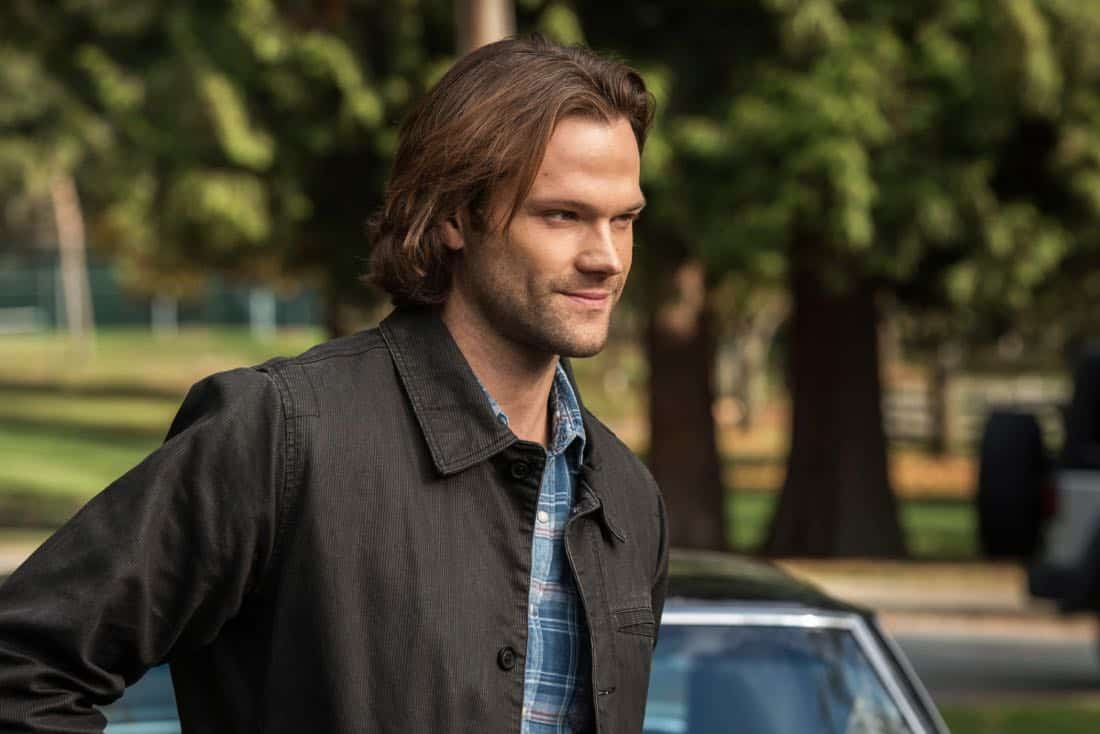 "Supernatural -- ""Wayward Sisters"" -- Image Number: SN1310d_0081b.jpg -- Pictured: Jared Padalecki as Sam -- Photo: Dean Buscher/The CW -- © 2017 The CW Network, LLC All Rights Reserved"