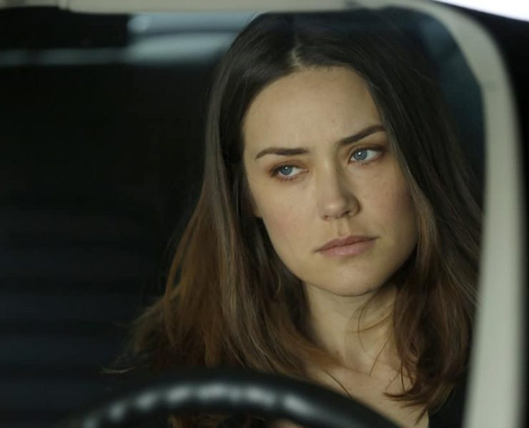 """THE BLACKLIST -- """"Abraham Stern (#100)"""" Episode 511 -- Pictured: Megan Boone as Elizabeth Keen -- (Photo by: Will Hart/NBC)"""