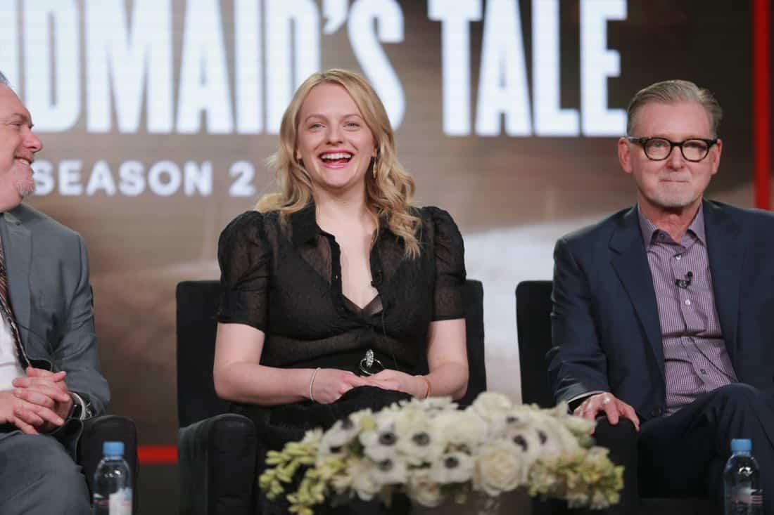 Hulu TCA Handmaid's Tale
