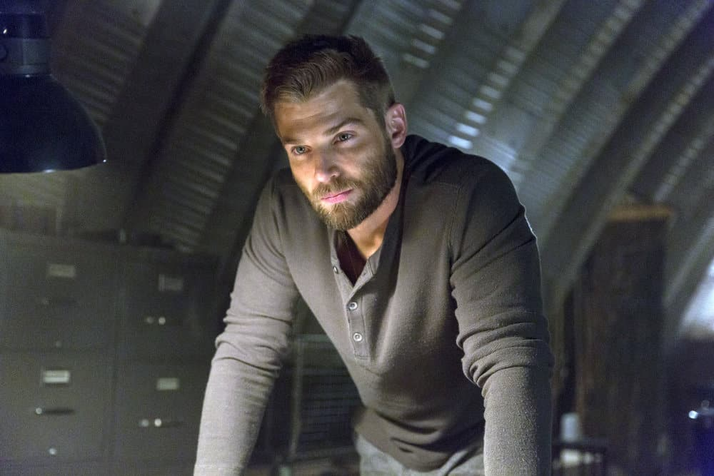 "THE BRAVE -- ""Grounded"" Episode 111 -- Pictured: Mike Vogel as Captain Adam Dalton -- (Photo by: John Britt/NBC)"