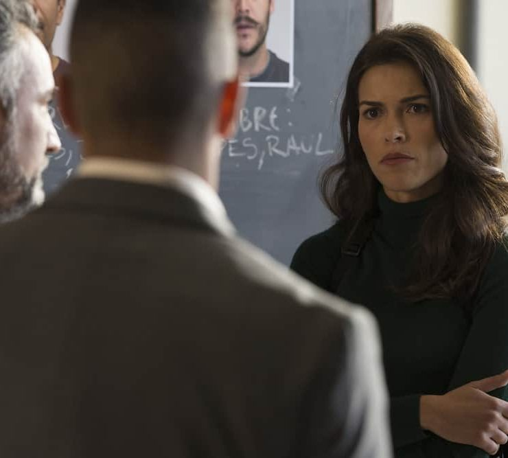 """THE BRAVE -- """"Grounded"""" Episode 111 -- Pictured: Sofia Pernas as Hannah Rivera -- (Photo by: John Britt/NBC)"""