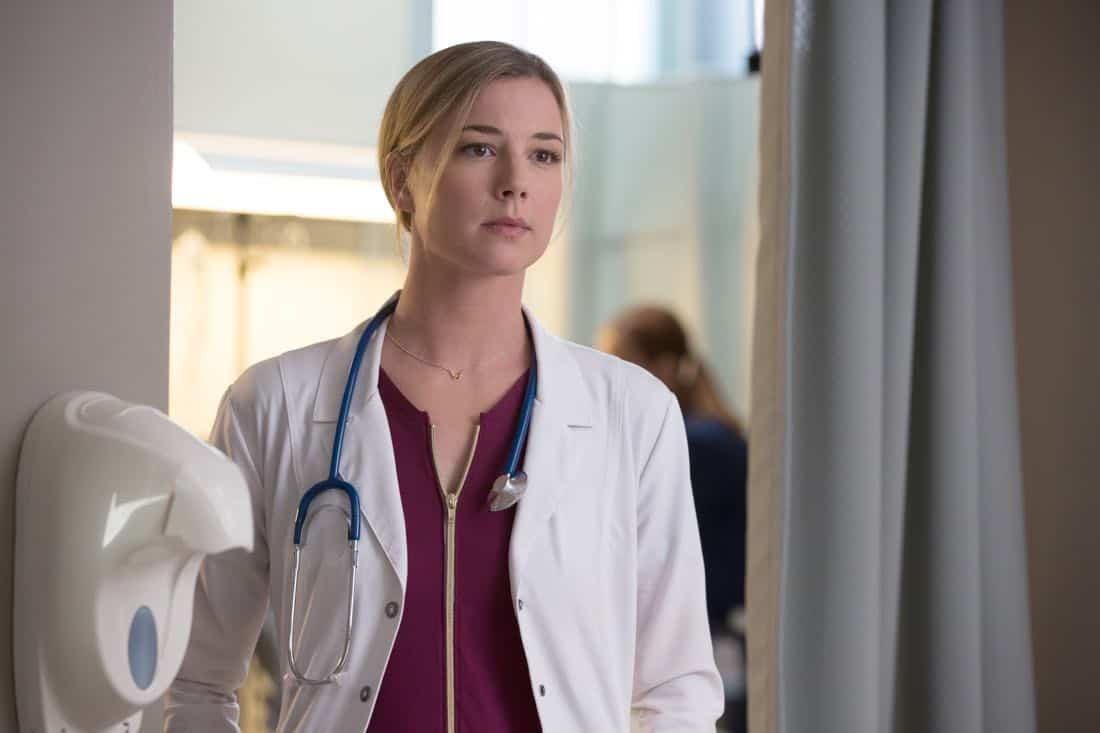 THE RESIDENT:  Emily in THE RESIDENT premiering Sunday, Jan. 21 (10:00-11:00 PM ET/7:00-8:00 PM PT), following the NFC CHAMPIONSHIP GAME, and making its time period premiere on Monday, Jan. 22 (9:00-10:00 PM ET/PT). on FOX. ©2017 Fox Broadcasting Co. Cr: Guy D'Alema/FOX