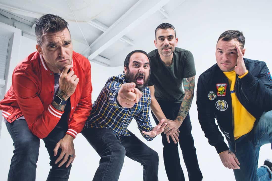 New Found Glory Band