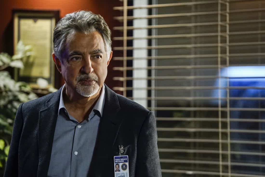 """Cure"" -- The BAU is called to investigate a series of D.C. homicides where cryptic messages are found inside the mouths of each victim, on CRIMINAL MINDS, Wednesday, Jan. 24 (10:00-11:00 PM, ET/PT) on the CBS Television Network.  Pictured: Joe Mantegna (David Rossi)   Photo: Cliff Lipson/CBS ©2017 CBS Broadcasting, Inc. All Rights Reserved"