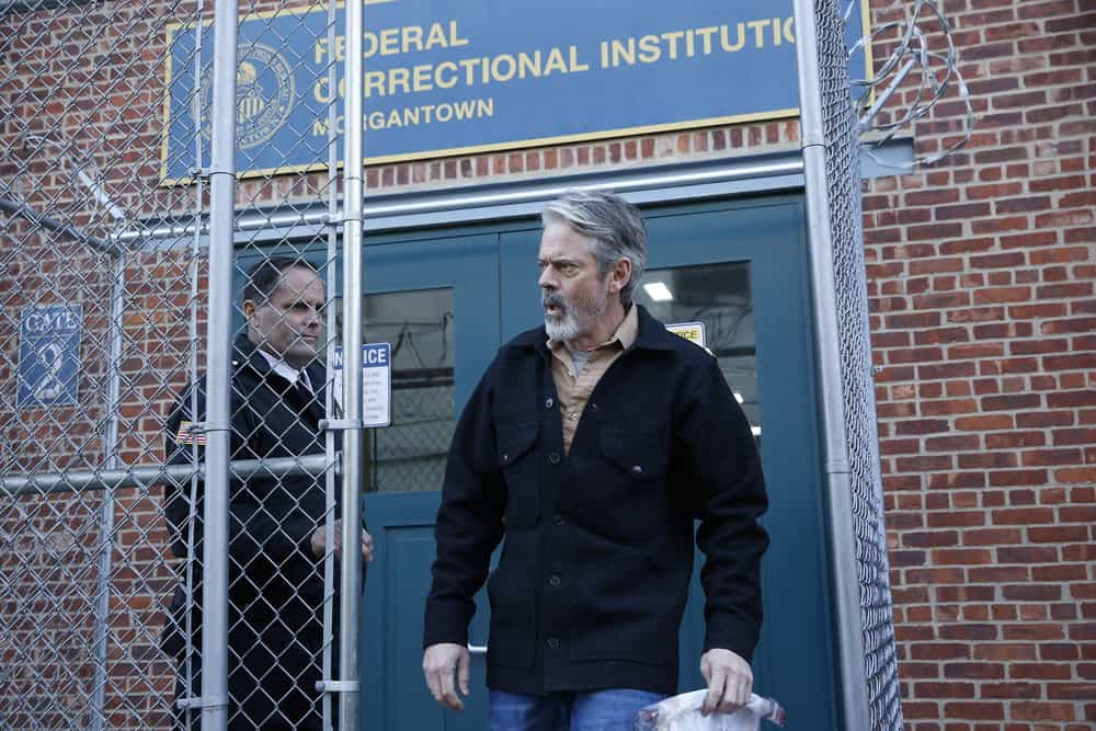 """THE BLACKLIST -- """"Tommy Wattles (#56)"""" Episode 512 -- Pictured: C. Thomas Howell as Earl Fagen -- (Photo by: Will Hart/NBC)"""