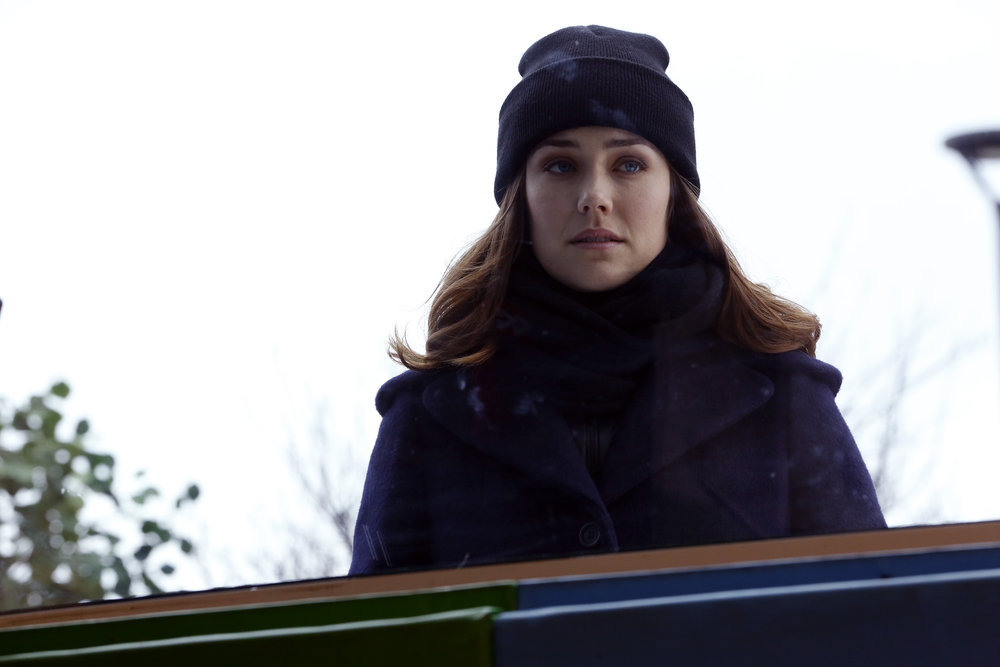 """THE BLACKLIST -- """"Tommy Wattles (#56)"""" Episode 512 -- Pictured: Megan Boone as Elizabeth Keen -- (Photo by: Will Hart/NBC)"""