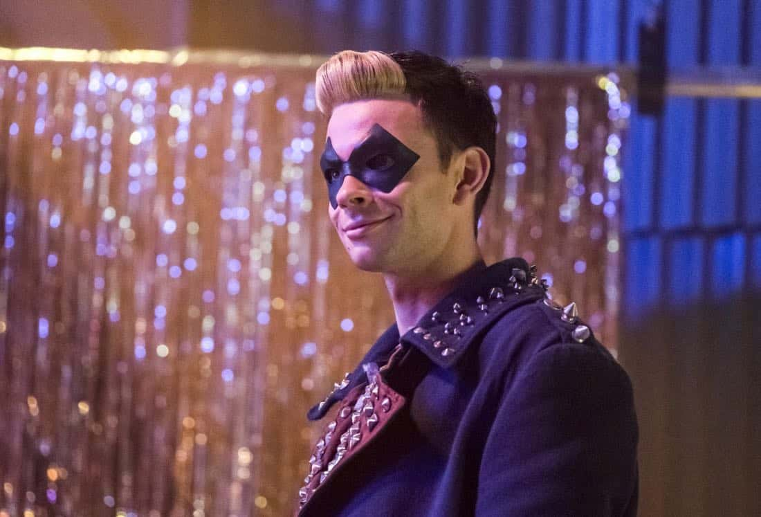 "Flash -- ""The Elongated Knight Rises"" -- Image Number: FLA411b_0112b.jpg -- Pictured: Devon Graye as Axel Walker/Trickster -- Photo: Katie Yu/The CW -- © 2018 The CW Network, LLC. All rights reserved"
