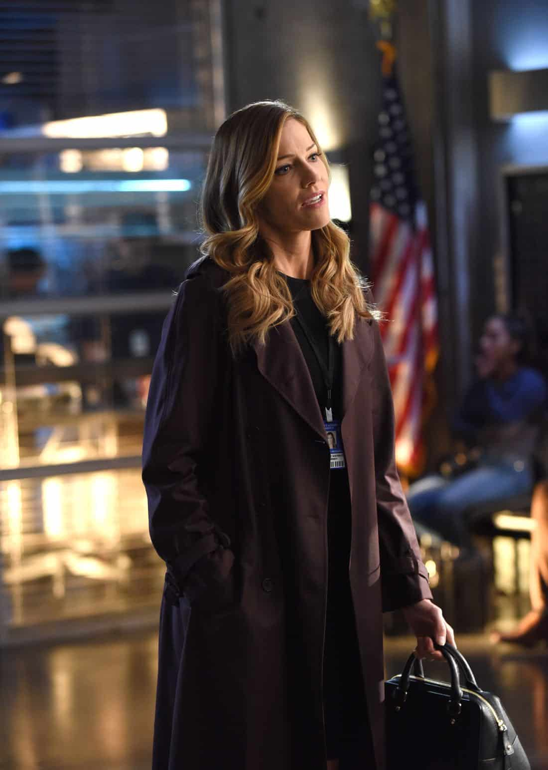 "LUCIFER: Tricia Helfer in the ""Til Death Do Us Part"" episode of LUCIFER airingMonday, Jan. 29(8:00-9:00 PM ET/PT) on FOX. CR: FOX"