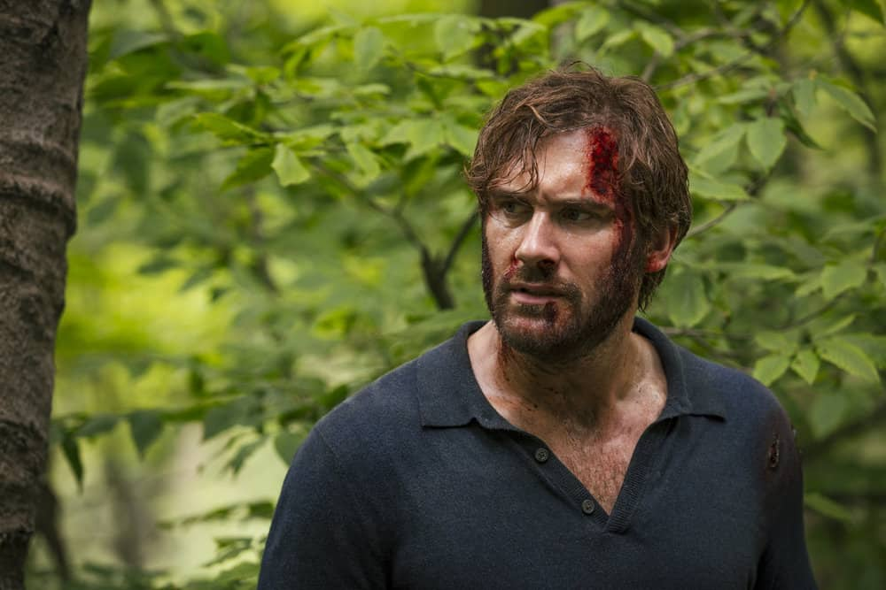 "TAKEN -- ""Quarry"" Episode 202 -- Pictured: Clive Standen as Bryan Mills -- (Photo by Jan Thijs/NBC)"