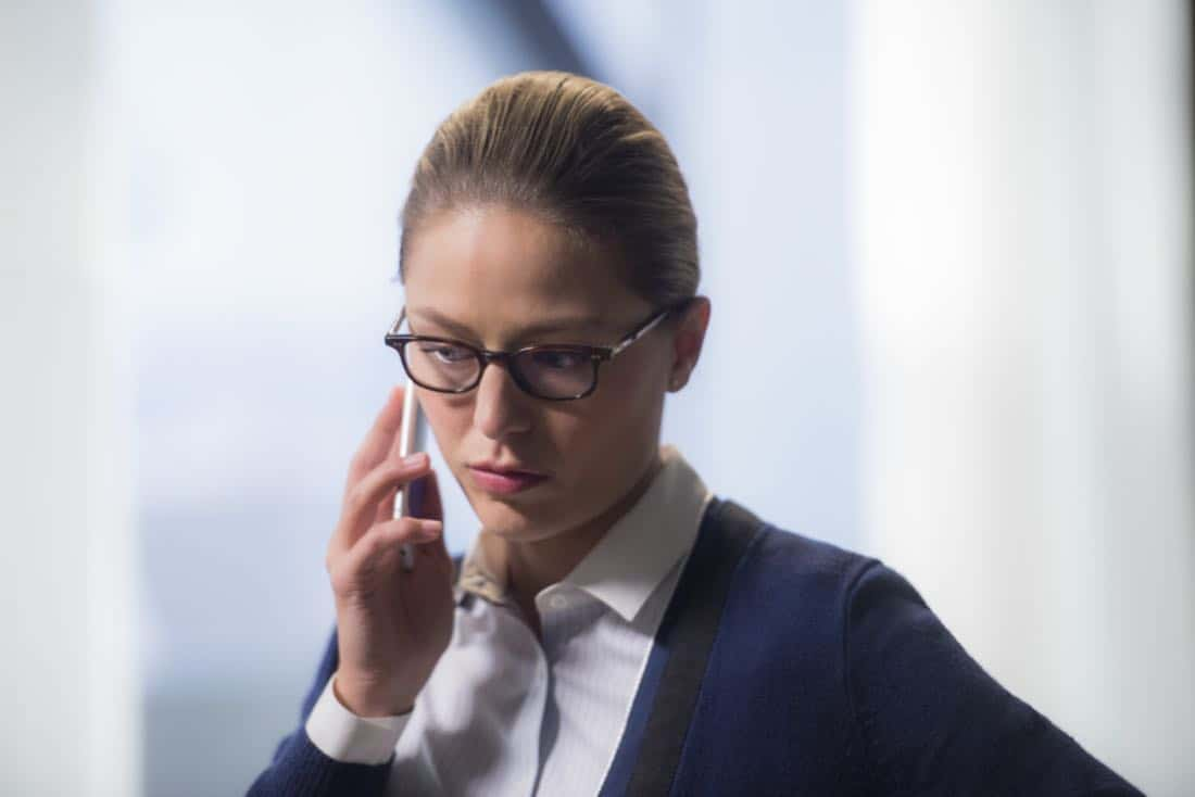 "Supergirl -- ""For Good"" -- Image Number: SPG312a_0057.jpg -- Pictured: Melissa Benoist as Kara/Supergirl -- Photo: Diyah Pera/The CW -- © 2018 The CW Network, LLC. All Rights Reserved."
