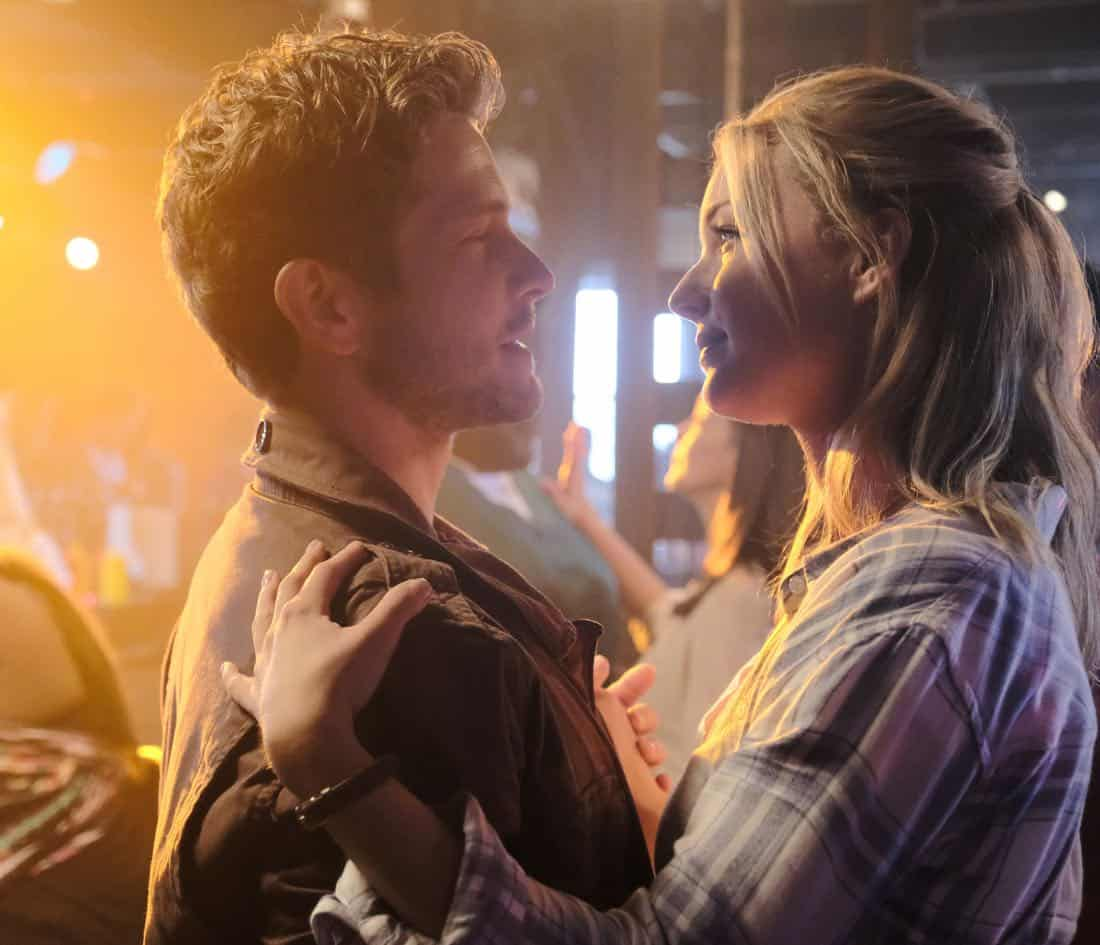 "THE RESIDENT: L-R: Matt Czuchry and Emily VanCamp in the ""Independence Day"" time period premiere episode of THE RESIDENT airing Monday, Jan. 22 (9:00-10:00 PM ET/PT) on FOX ©2017 Fox Broadcasting Co. Cr: Guy D'Alema/FOX"