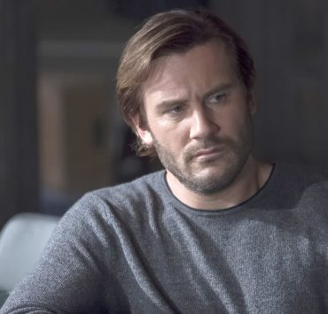 "TAKEN -- ""Hammurabi"" Episode 203 -- Pictured: Clive Standen as Bryan Mills -- (Photo by: Panagiotis Pantazidis/NBC)"