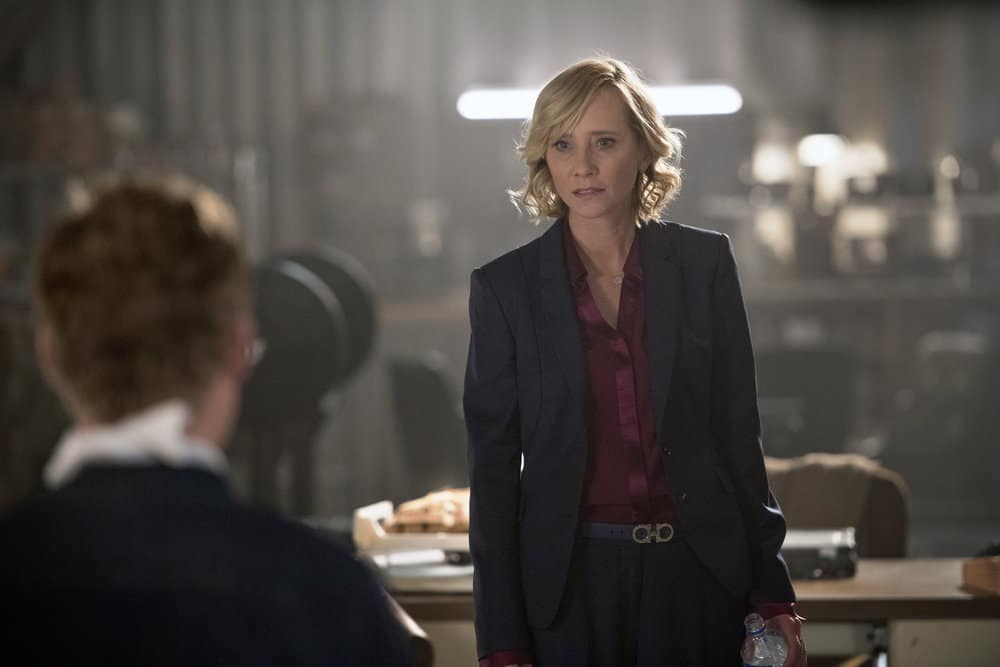 "THE BRAVE -- ""Close to Home: Part 2"" Episode 113 -- Pictured: Anne Heche as Patricia Campbell -- (Photo by: Lewis Jacobs/NBC)"