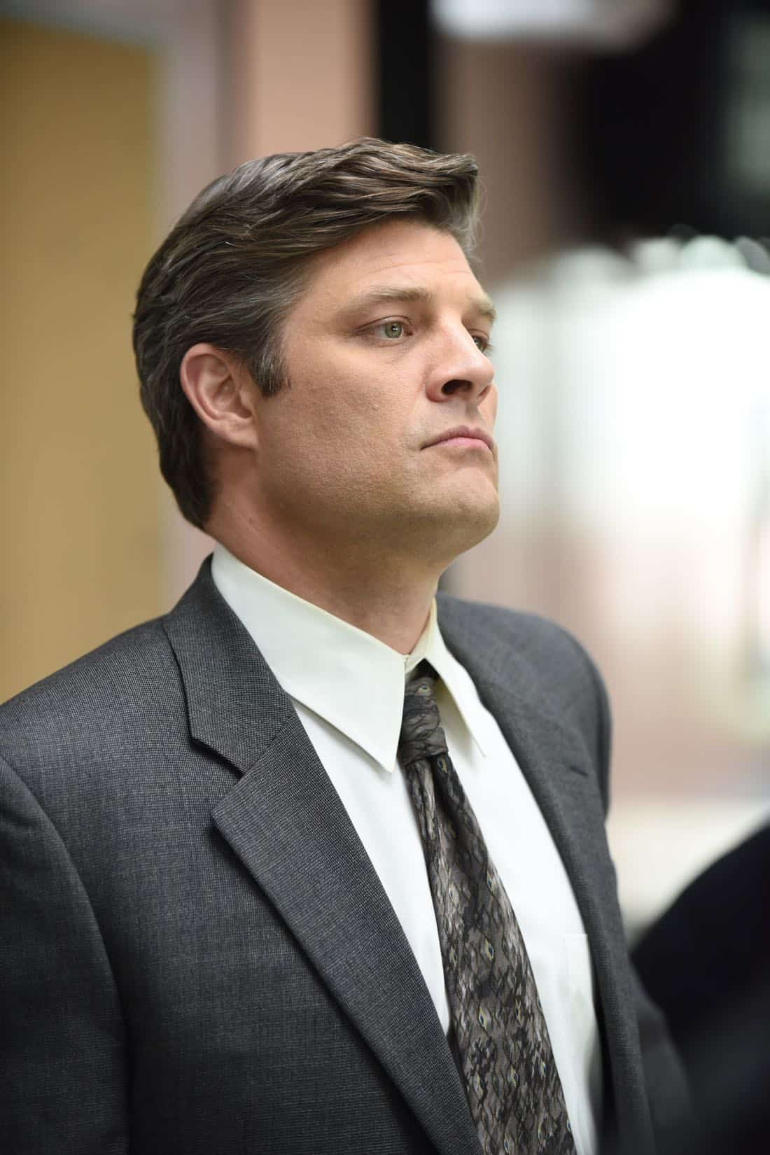 "THE ASSASSINATION OF GIANNI VERSACE: AMERICAN CRIME STORY ""Manhunt"" Episode 2 (Airs Wednesday. January 24, 10:00 p.m. e/p) -- Pictured: Jay R. Ferguson as FBI Agent Evans. CR: Ray Mickshaw/FX"