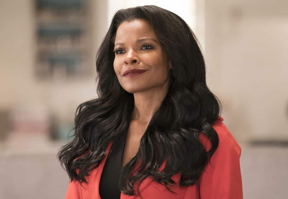 "LETHAL WEAPON: Keesha Sharp in the ""An Inconvenient Ruth"" episode of LETHAL WEAPON airing Tuesday, Feb. 6 (8:00-9:00 PM ET/PT) on FOX. ©2018 Fox Broadcasting Co. CR: Erik Voake/FOX"