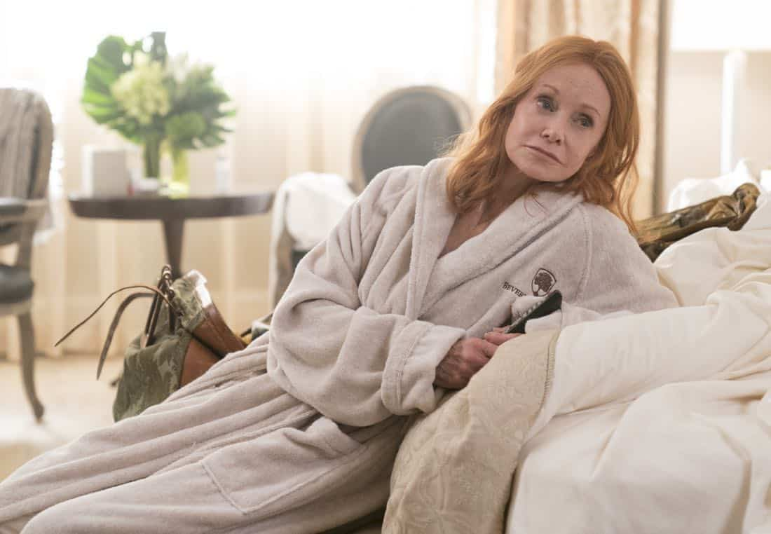 "LETHAL WEAPON: Guest star Swoosie Kurtz in the ""An Inconvenient Ruth"" episode of LETHAL WEAPON airing Tuesday, Feb. 6 (8:00-9:00 PM ET/PT) on FOX. ©2018 Fox Broadcasting Co. CR: Erik Voake/FOX"