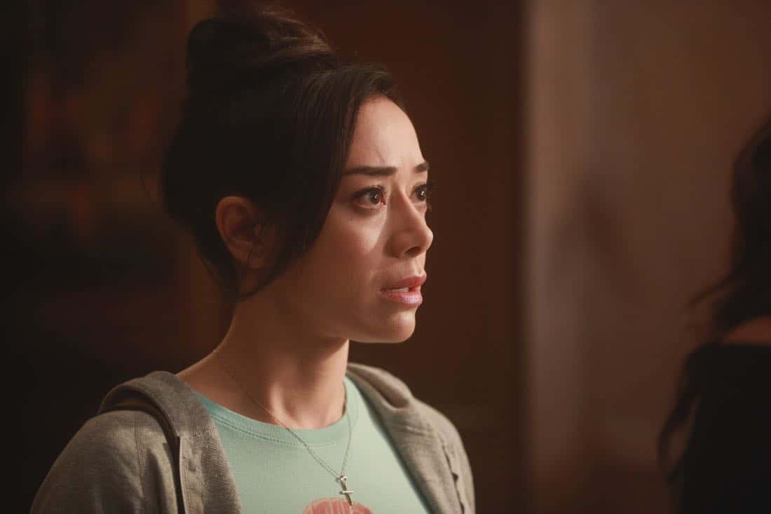 "LUCIFER: Aimee Garcia in the ""My Brother's Keeper"" episode of LUCIFER airing Monday, Feb. 5 (8:00-9:00 PM ET/PT) on FOX. CR: JORDIN ALTHAUS/FOX"