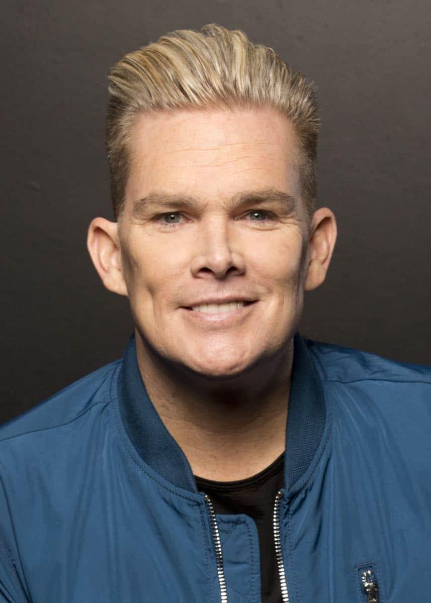 Mark McGrath Big Brother: Celebrity Edition